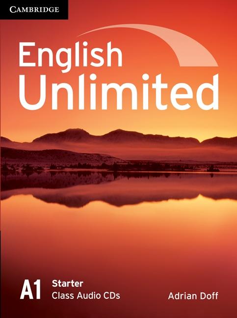 English Unlimited Starter Class Audio CDs (2)