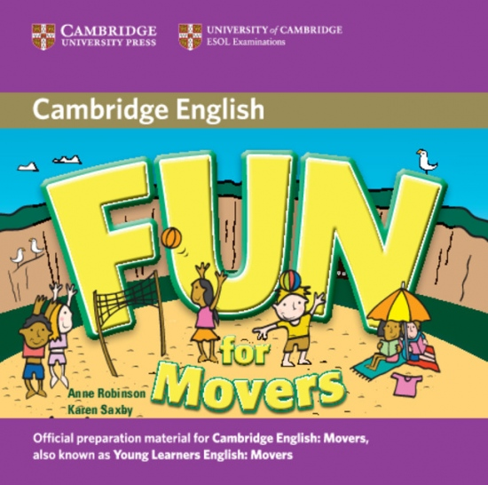 Fun for Movers Audio CD 2nd Edition
