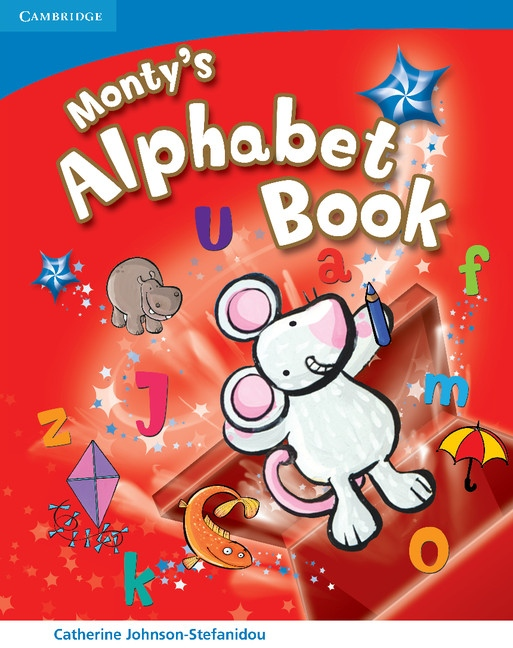 Kid´s Box Monty´s Alphabet Book (Level 1-2)