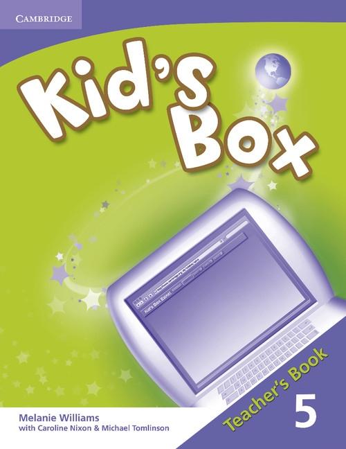 Kid´s Box 5 Teacher´s Book