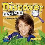 Discover English 1 Class Audio CD