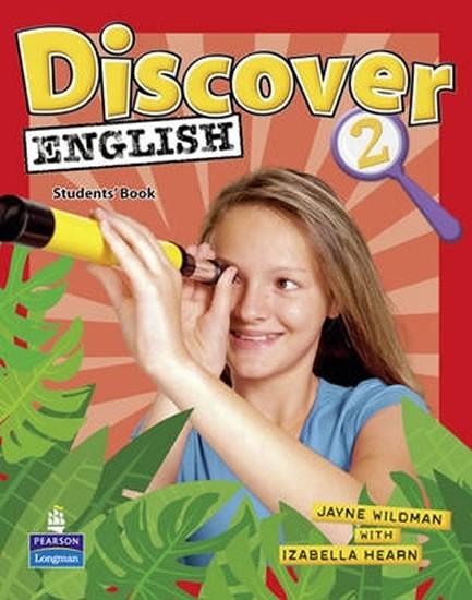 Discover English 2 Učebnice