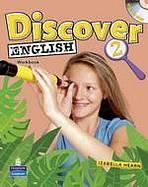 Discover English 2 Pracovní sešit + CD-ROM