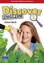 Discover English 2 Active Teach (Interactive Whiteboard software)