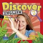 Discover English 2 Class Audio CD