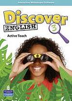 Discover English 3 Active Teach (Interactive Whiteboard software)