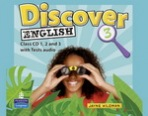 Discover English 3 Class Audio CD