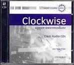 CLOCKWISE UPPER-INTERMEDIATE CLASS AUDIO CD
