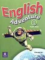English Adventure 1 Pupil´s Book plus Picture Cards