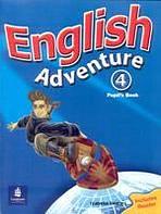 English Adventure 4 Pupil´s Book plus Reader