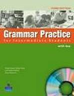 Grammar Practice for Intermediate Students Student´s Book with Key and CD-ROM