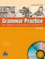 Grammar Practice for Upper Intermediate Students Student´s Book with Key and CD-ROM