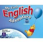 My First English Adventure Starter Pupils´ Book