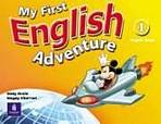 My First English Adventure 1 Pupil´s Book