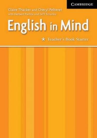 ENGLISH IN MIND STARTER TEACHER´S BOOK