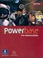 Powerbase Pre-Intermediate Coursebook with Audio CD