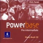 Powerbase Pre-Intermediate Study Book CD