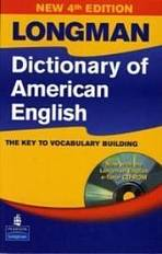 Longman Dictionary of American English New ed. With CD-ROM