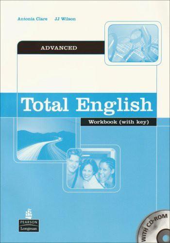 Total English Advanced Workbook (Self study Ed. with CD-ROM)