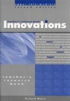 INNOVATIONS UPPER-INTERMEDIATE TEACHER´S RESOURCE PACK