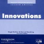 INNOVATIONS UPPER-INTERMEDIATE AUDIO CD