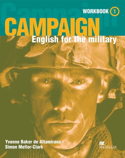 Campaign 1 Workbook+Audio CD