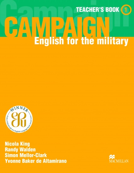 Campaign 1 Teacher´s Book