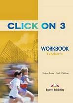 Click On 3 - Teacher´s Workbook (overprinted)