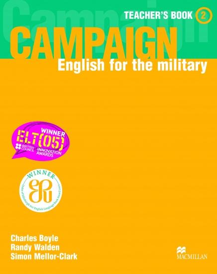 Campaign 2 Teacher´s Book