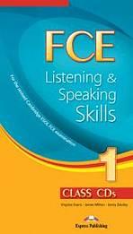 FCE Listening & Speaking Skills 1 (revised exam) Class CDs (10)