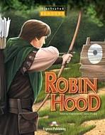 Illustrated Readers 1 Robin Hood + CD