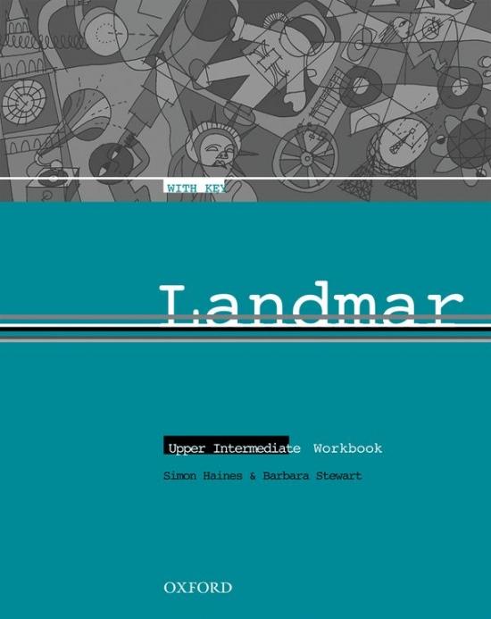 LANDMARK UPPER-INTERMEDIATE WORKBOOK WITH KEY : 9780194330879