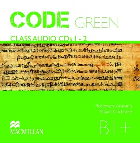 Code Green B1+ Class Audio CDs (2)