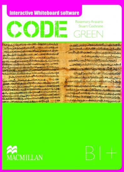 Code Green B1+ Interactive Whiteboard Material