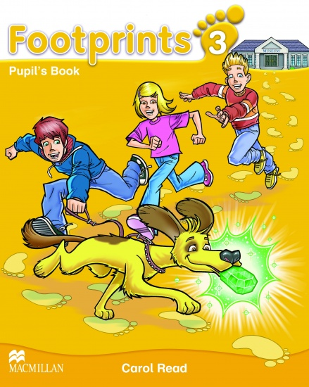Footprints 3 Pupil´s Book Pack (Pupil´s Book, CD-ROM, Songs & Stories Audio CD & Portfolio Booklet)