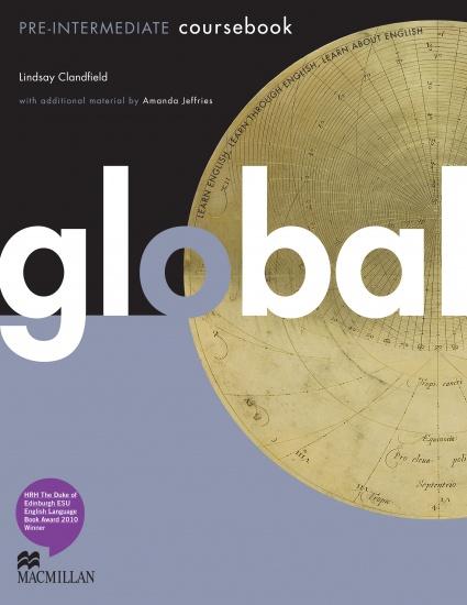 Global Pre-intermediate Coursebook + eWorkbook Pack