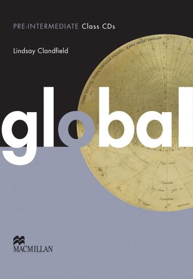 Global Pre-intermediate Class Audio CDs