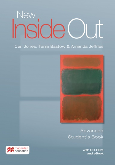 New Inside Out Advanced Student´s Book + CD-ROM Pack + eBook