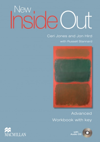 New Inside Out Advanced Workbook With Key + Audio CD Pack