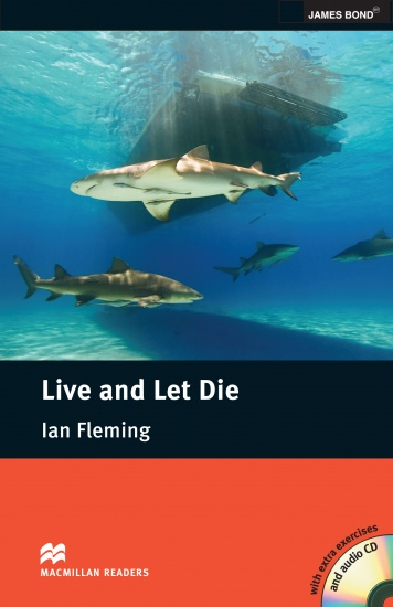 Macmillan Readers Intermediate Live and Let Die + CD