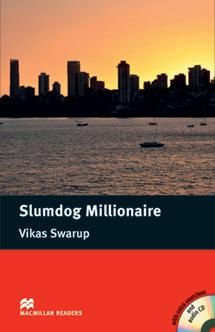 Macmillan Readers Intermediate Slumdog Millionnaire + CD
