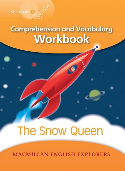 Explorers 4 The Snow Queen Workbook