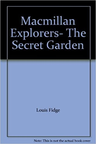 Explorers 5 The Secret Garden Audio CDs (2)