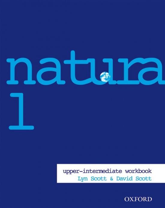 NATURAL ENGLISH UPPER-INTERMEDIATE WORKBOOK WITHOUT KEY - do vyprodání zásob : 9780194373340
