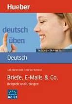 deutsch üben Taschentrainer Briefe, E-Mails & Co.