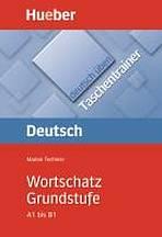deutsch üben Taschentrainer ZD-Wortschatz A1 bis B1