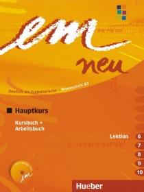 em neu 2008 Hauptkurs Kursbuch + Arbeitsbuch (6 - 10)