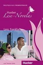Hueber Hörbucher: Lese-Novelas (A1) Lara, Frankfurt, Audiobuch, Paket
