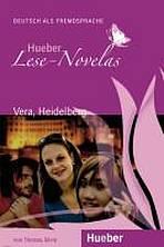 Hueber Hörbucher: Lese-Novelas (A1) Vera, Heidelberg, Audiobuch, Paket