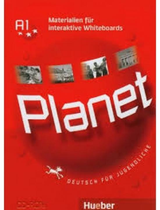 Planet 1 Materialien für interaktiven Whiteboards